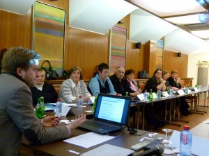 Capacity Building Project - Lithuania