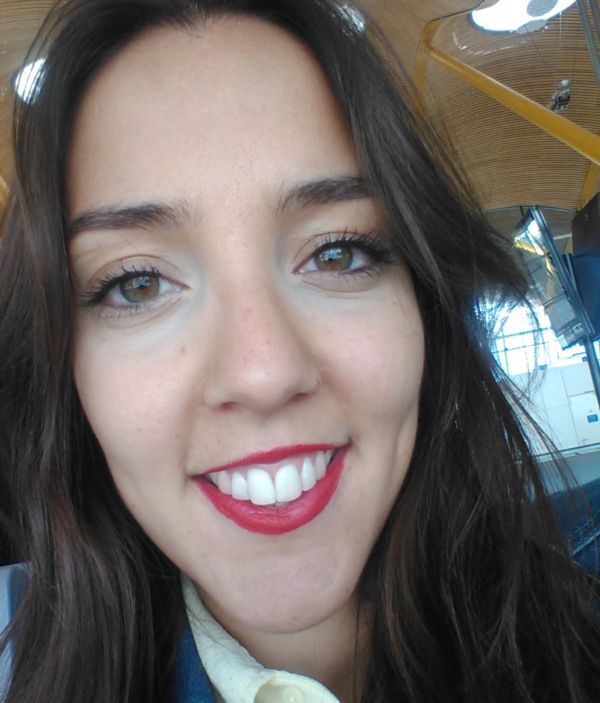 EFA Communications Officer Erin Vera