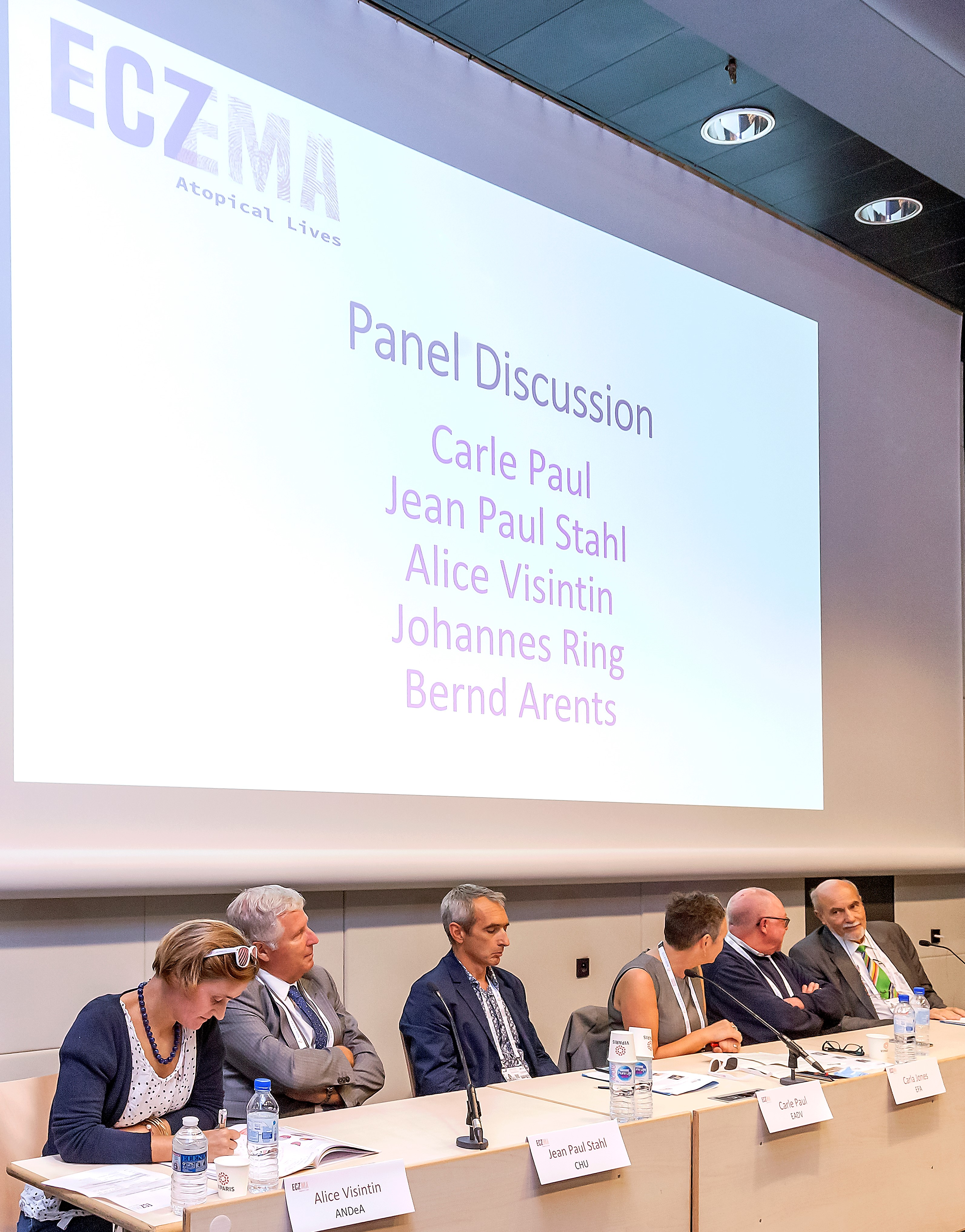 Panel Discussion Atopic Eczema Day 2018
